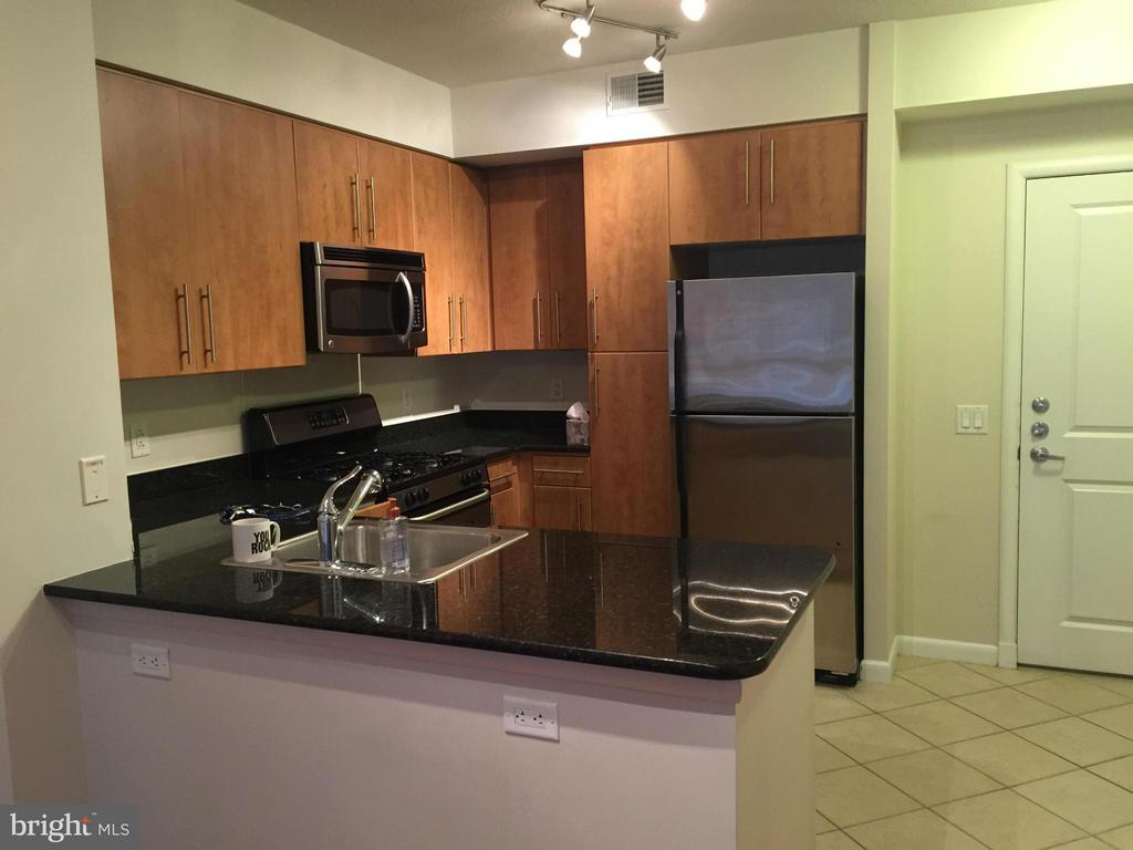 Kitchen - 1021 N GARFIELD ST #420, ARLINGTON