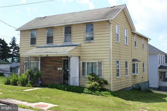 Single Family for Sale at 57 Washington St Frostburg, Maryland 21532 United States