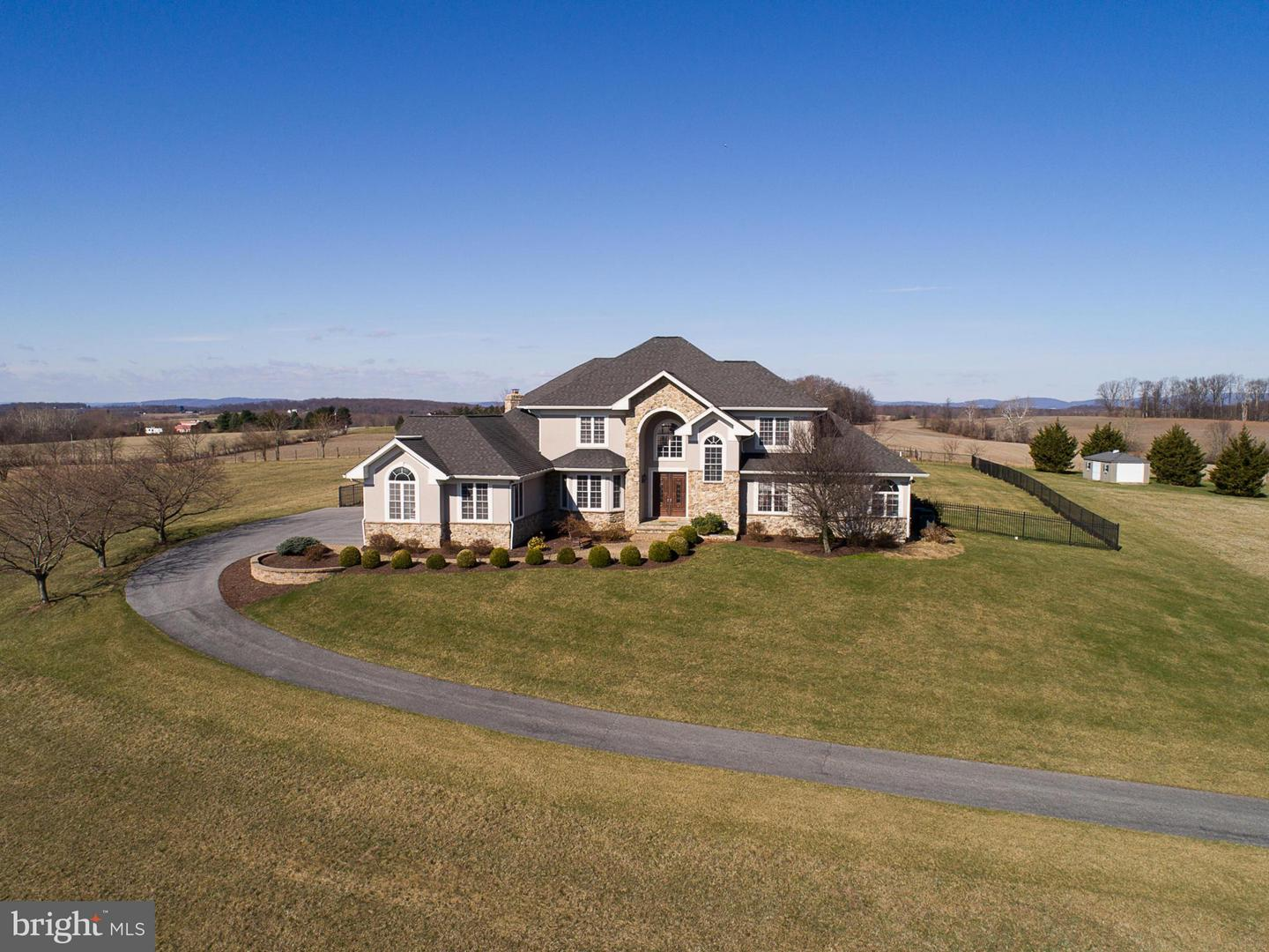 Single Family for Sale at 9510 Ball Rd Ijamsville, Maryland 21754 United States