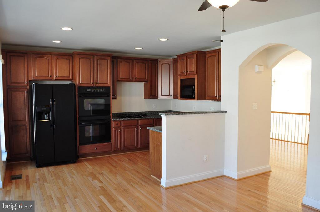 Kitchen - 21826 LADYSLIPPER SQ, ASHBURN