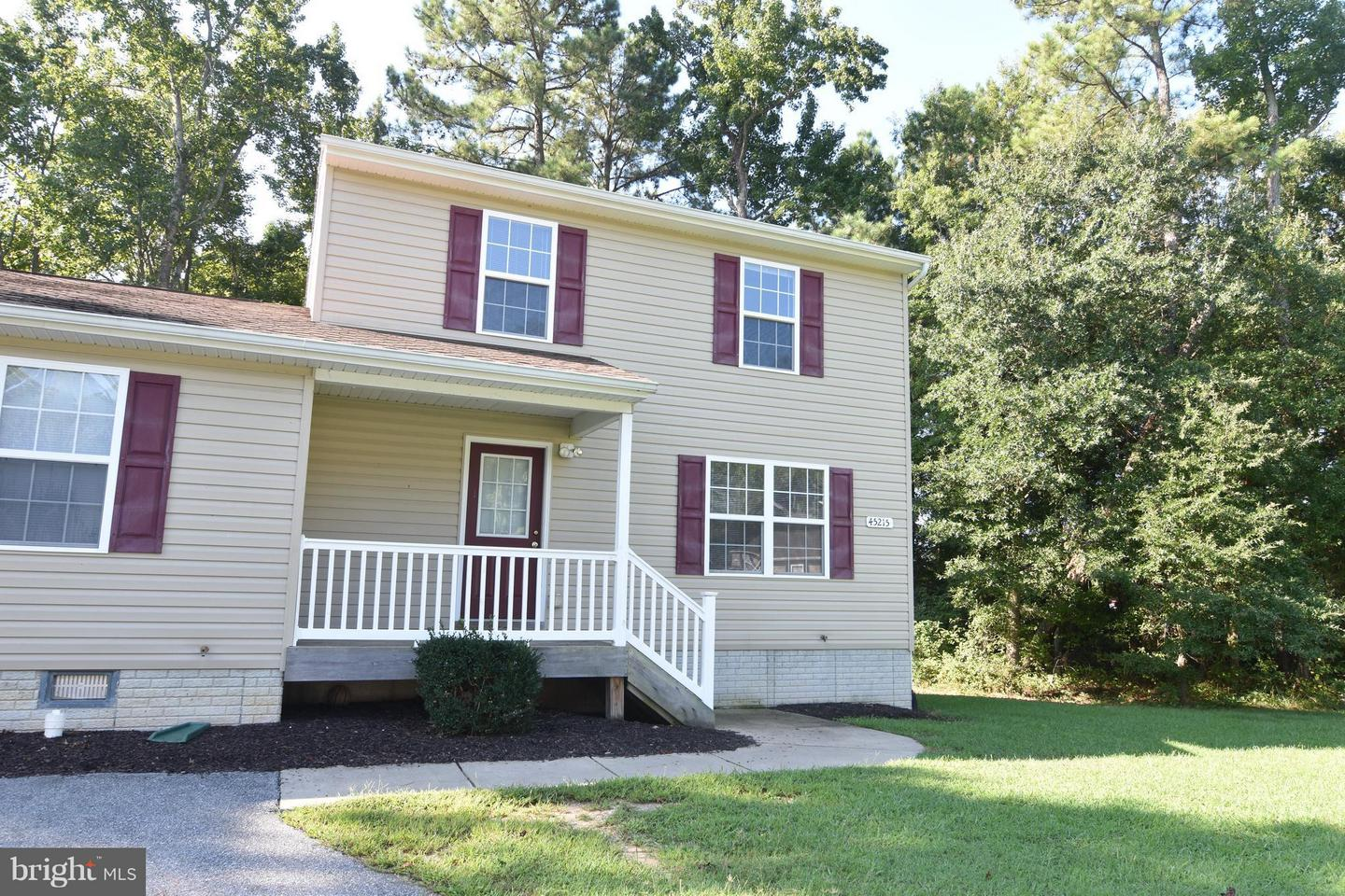 Other Residential for Rent at 45215 Blue Water Ln Piney Point, Maryland 20674 United States