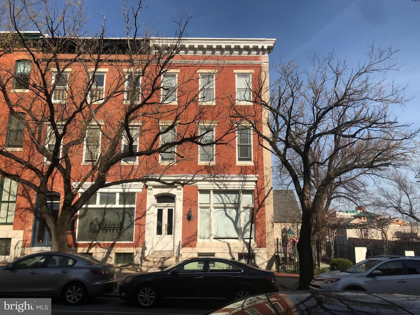 Other Residential for Rent at 805 N. Calvert St Baltimore, Maryland 21202 United States