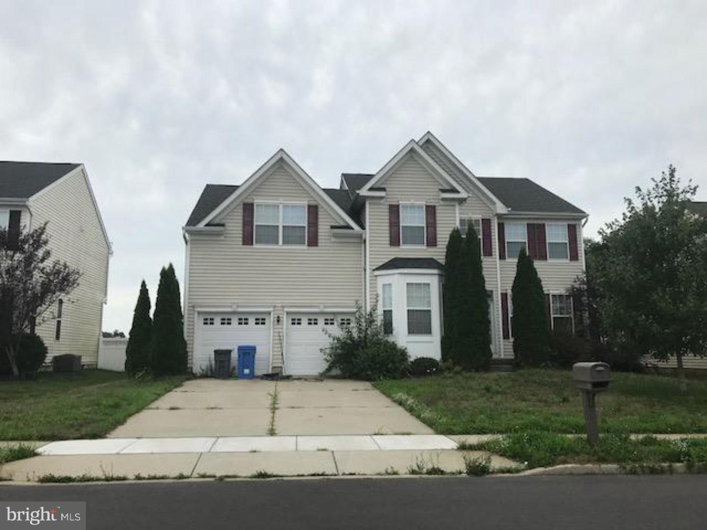 Single Family Home for Sale at 27 GARWOOD BLVD Clayton, New Jersey 08312 United States