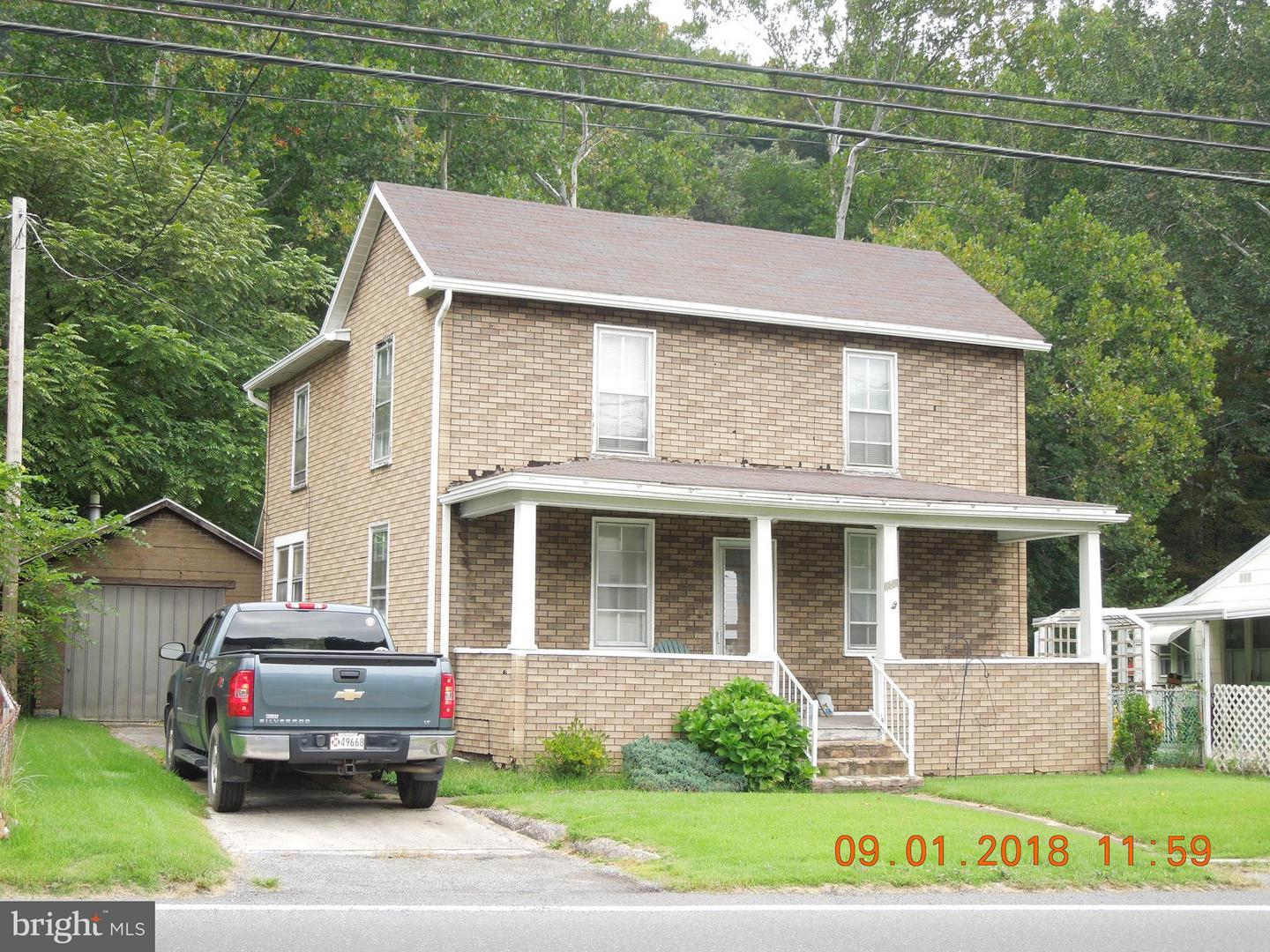 Single Family for Sale at 15111 Mount Savage Rd NW Mount Savage, Maryland 21545 United States