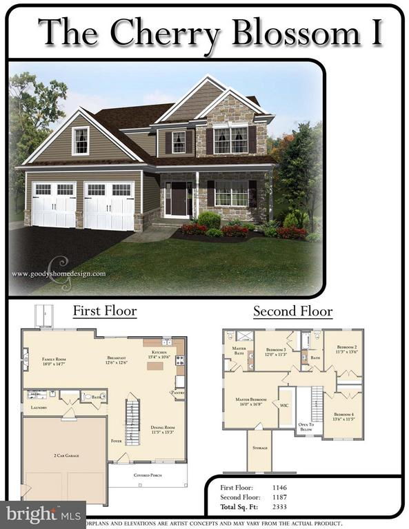 539  MADISON WAY   LOT 26, one of homes for sale in Manheim