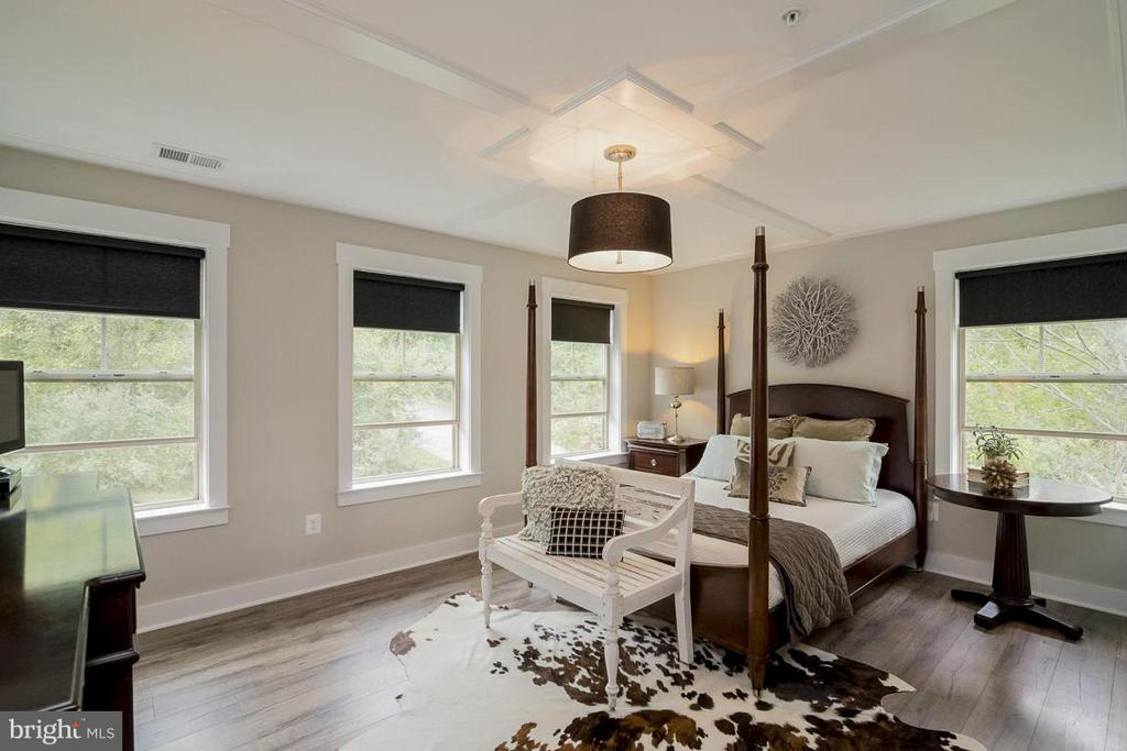 Example of Master Bedroom - 6718 OAKRIDGE RD, NEW MARKET