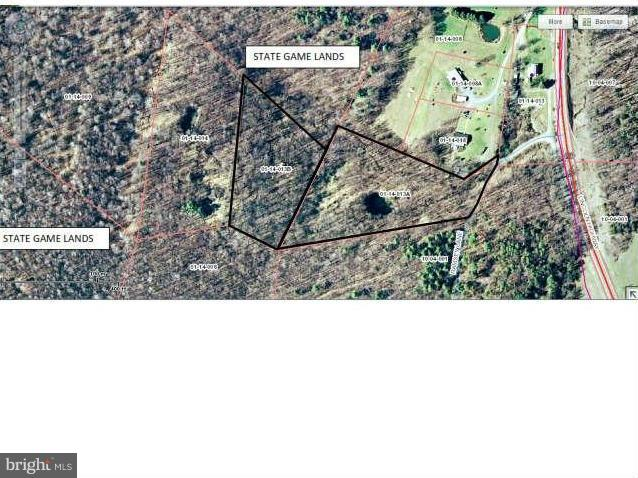 Land for Sale at 156 Ramsey Ln Mc Connellsburg, Pennsylvania 17233 United States
