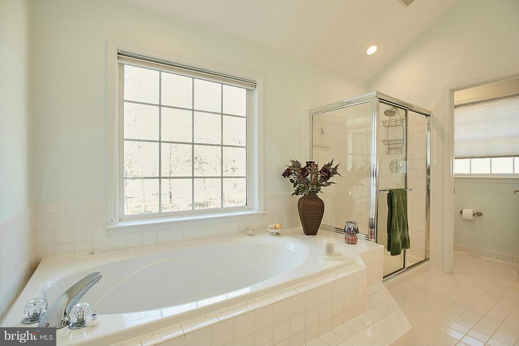Bath (Master) - 3814 HIGHLAND OAKS DR, FAIRFAX