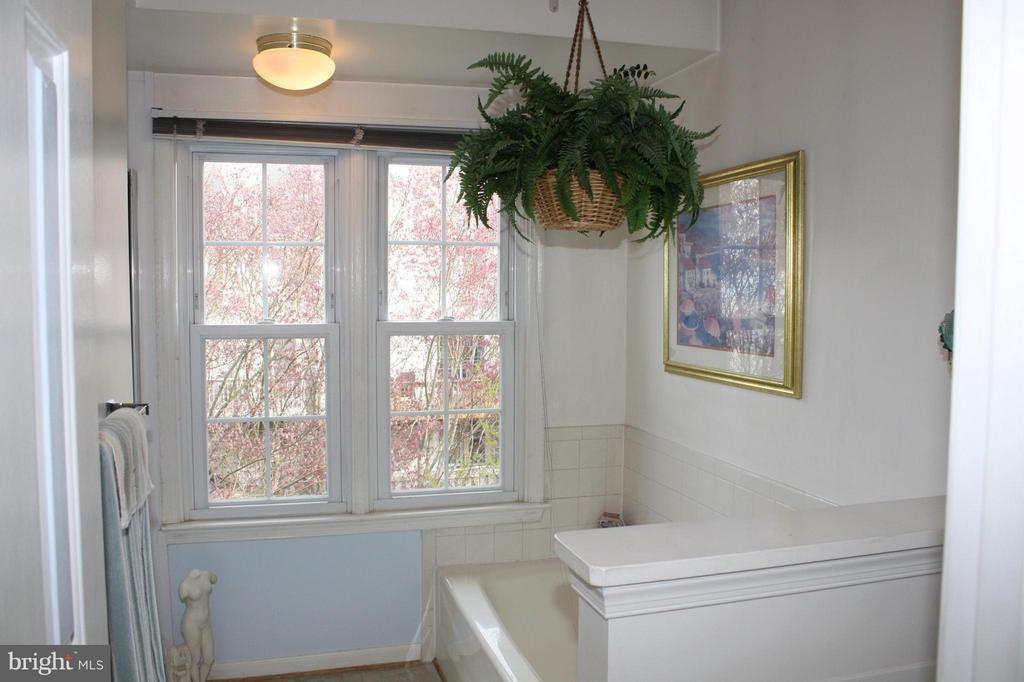 Both a Tub and Shower in the Master Bath!! - 20409 IVYBRIDGE CT, MONTGOMERY VILLAGE