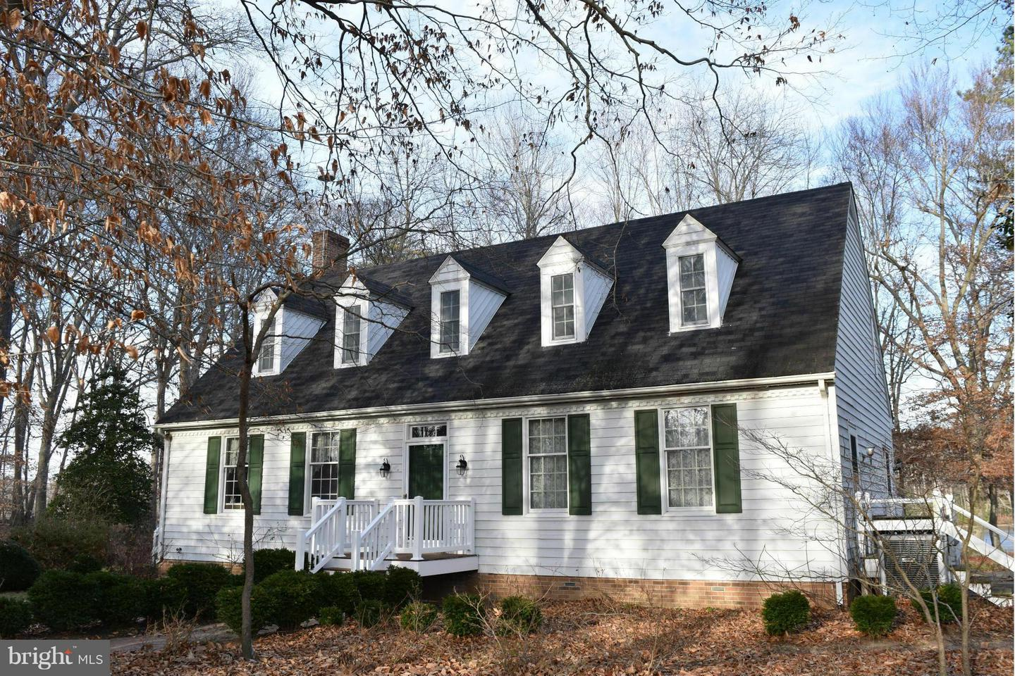 Single Family for Sale at 32460 Mill Ridge Rd Cordova, Maryland 21625 United States