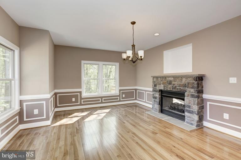 Dining Room - 6809 ALPINE DR, ANNANDALE