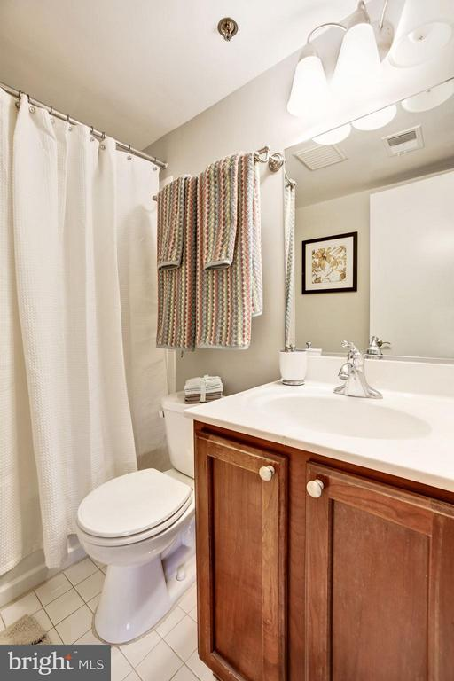 FULL BATHROOM #2 - 1001 VERMONT ST N #710, ARLINGTON