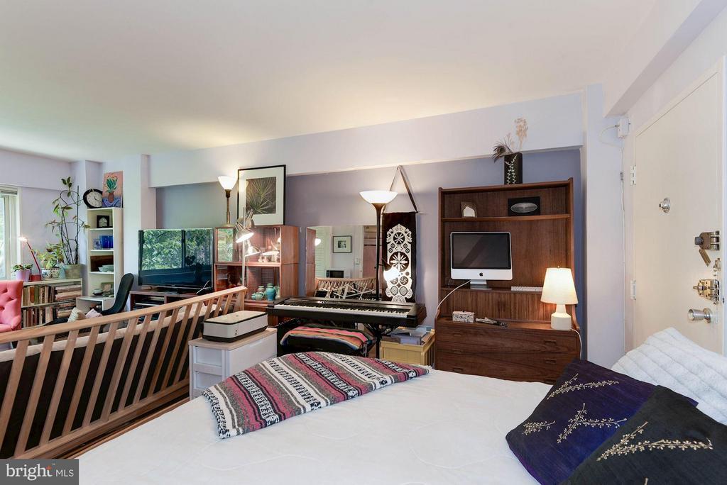 Bedroom - 5315 CONNECTICUT AVE NW #410, WASHINGTON