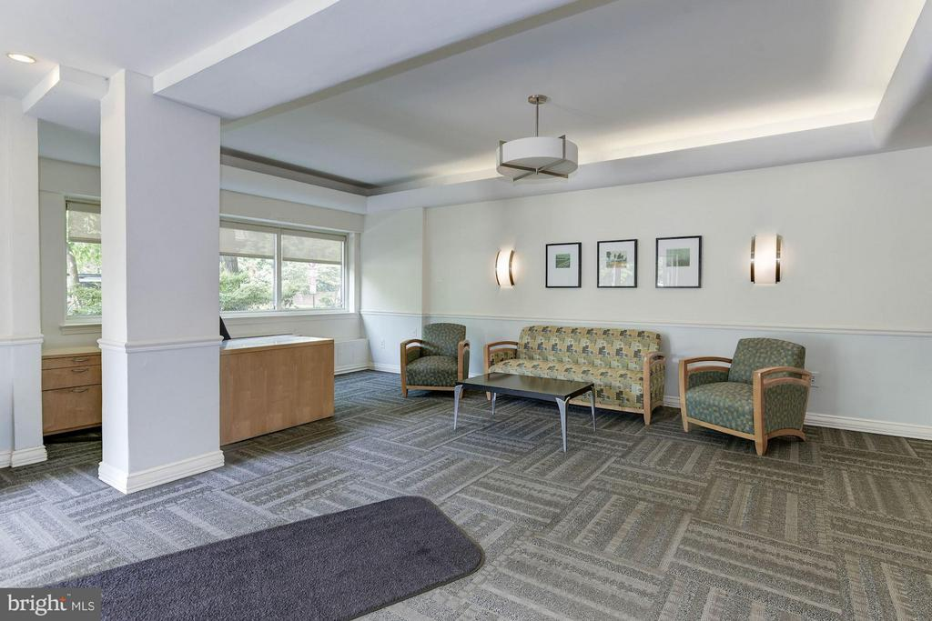 Lobby - 5315 CONNECTICUT AVE NW #410, WASHINGTON