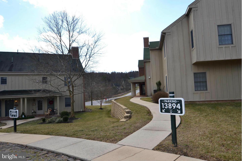 Photo of home for sale at 13894 Trailside Lane, Mercersburg PA