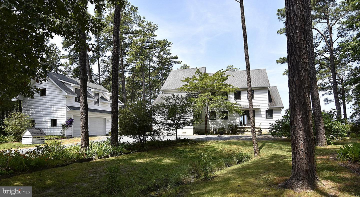 Single Family for Sale at 6650 Tilghman Island Rd Sherwood, Maryland 21665 United States