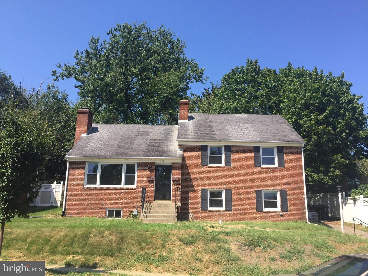 Other Residential for Rent at 6518 8th Pl Hyattsville, Maryland 20783 United States