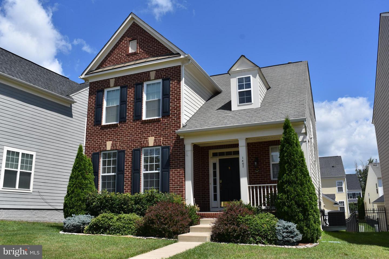 Single Family Homes por un Alquiler en Fredericksburg, Virginia 22401 Estados Unidos