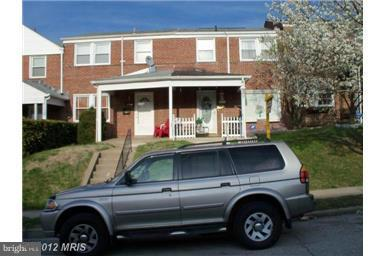 Single Family for Sale at 3404 Mayfield Ave Baltimore, Maryland 21213 United States