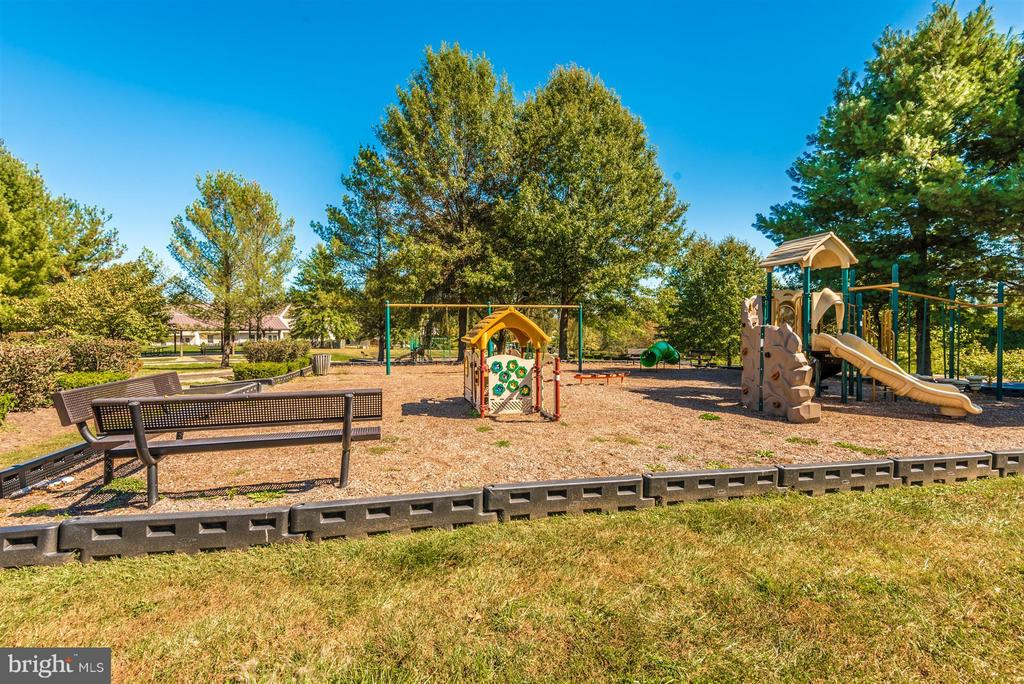 Tot lot and park - 11150 WORCHESTER DR, NEW MARKET