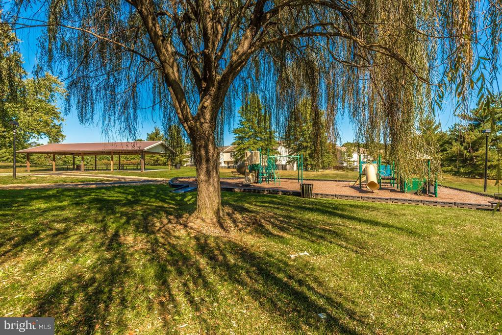 Tot lot, park and covered pavilion - 11150 WORCHESTER DR, NEW MARKET