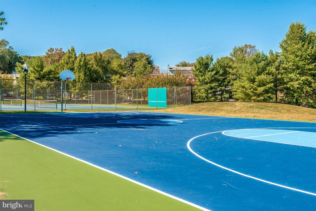 Community basketball - 11150 WORCHESTER DR, NEW MARKET
