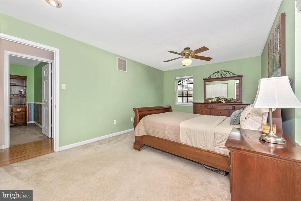 Bedroom (Master) - 11150 WORCHESTER DR, NEW MARKET