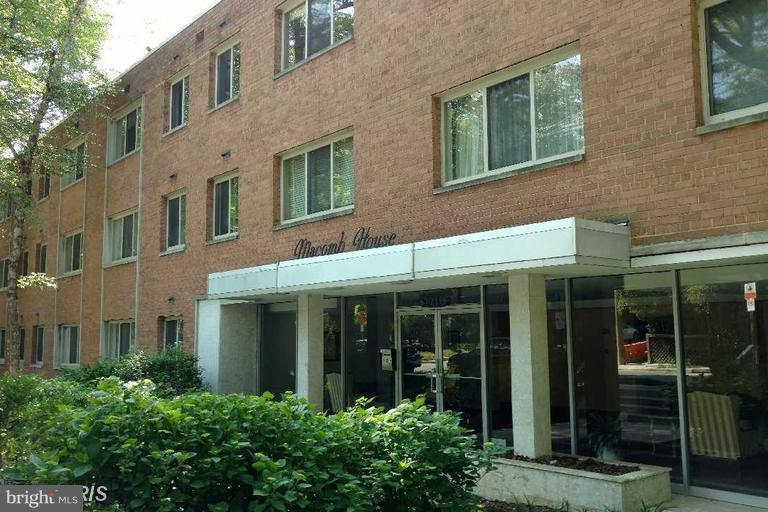 Exterior (Front) - 2710 MACOMB ST NW #207, WASHINGTON