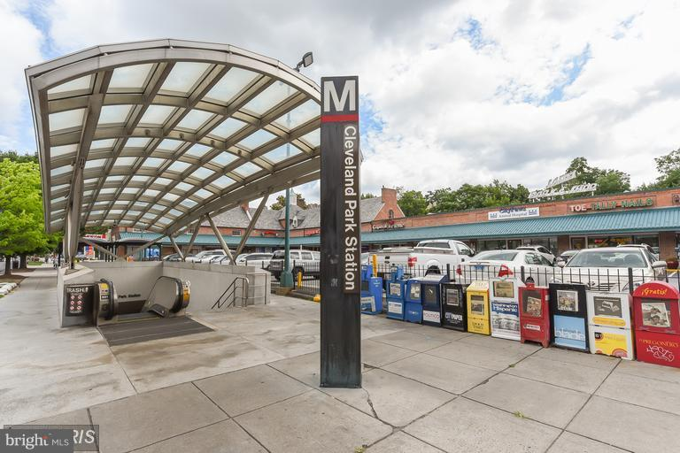 Metro - 2710 MACOMB ST NW #207, WASHINGTON