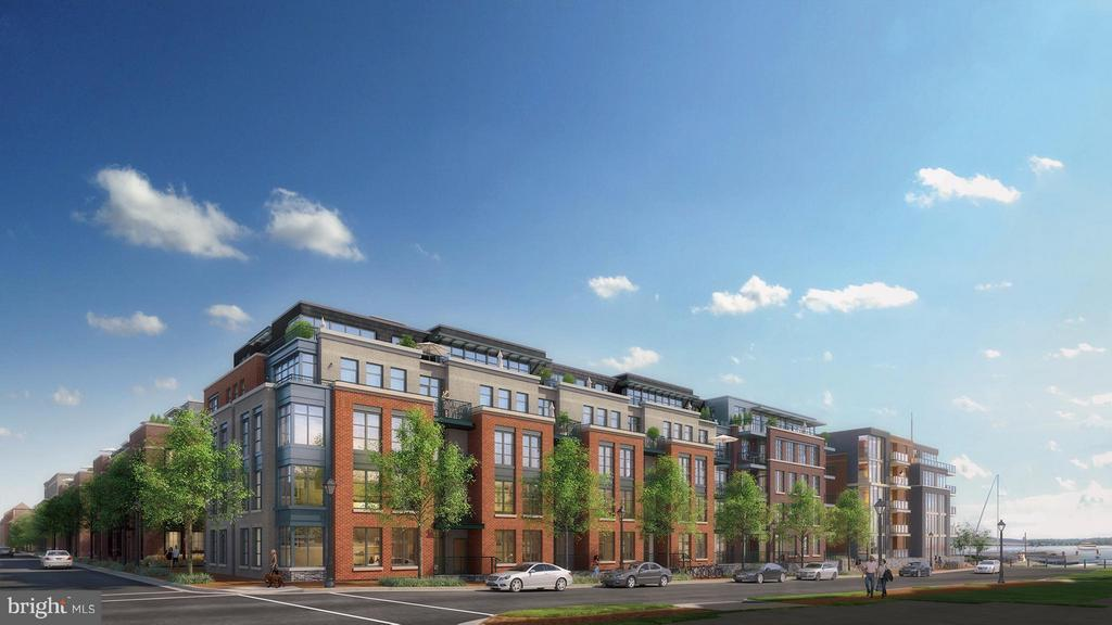 Exterior (Front) - 300 SOUTH UNION ST #RESIDENCE 1-303, ALEXANDRIA