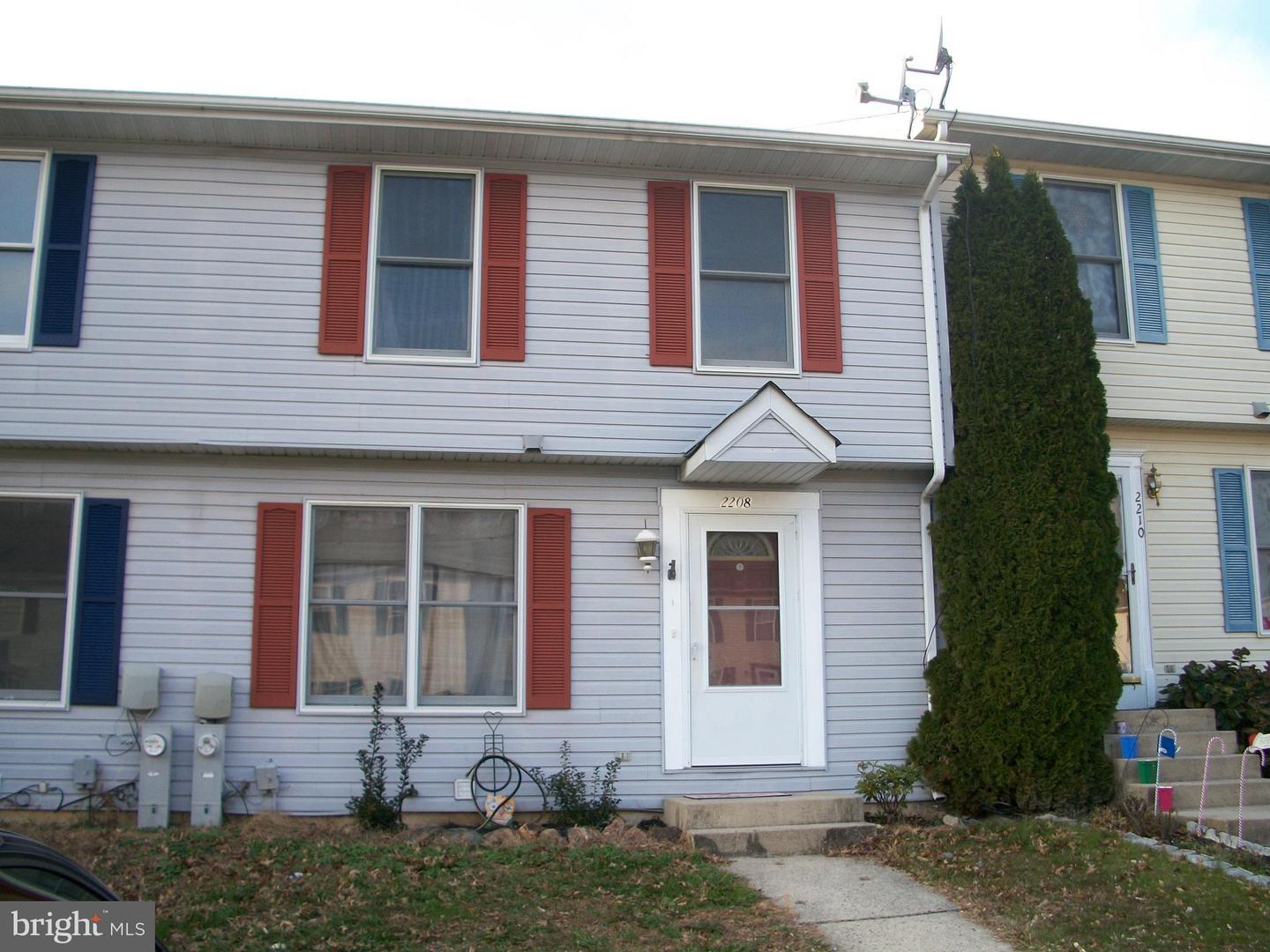 Other Residential for Rent at 2208 Melrose Ln Forest Hill, Maryland 21050 United States