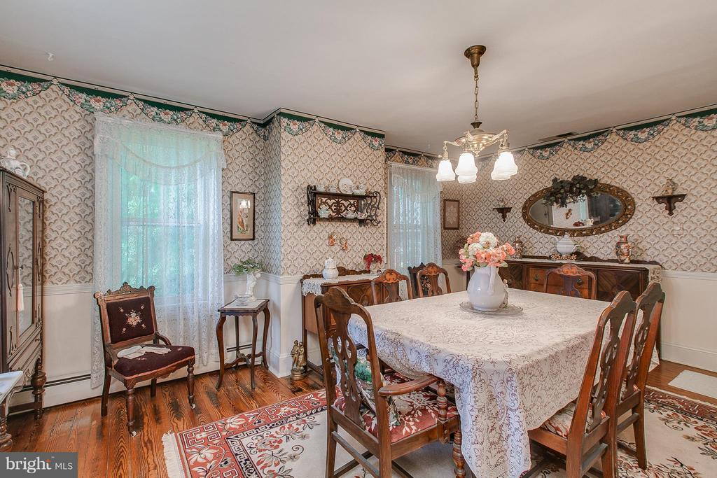 Formal dining room - 11029 OLD ANNAPOLIS RD, FREDERICK