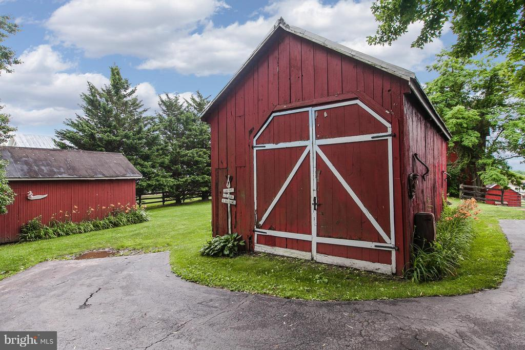 Storage Shed - 11029 OLD ANNAPOLIS RD, FREDERICK