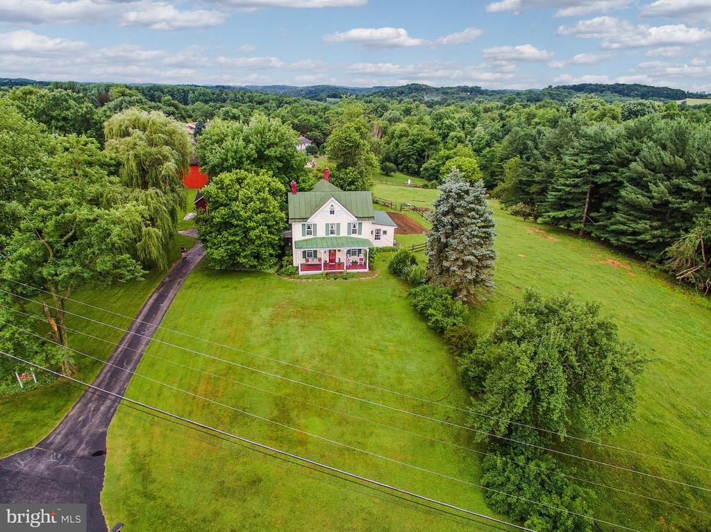 Great 3 acre parcel with pond - 11029 OLD ANNAPOLIS RD, FREDERICK