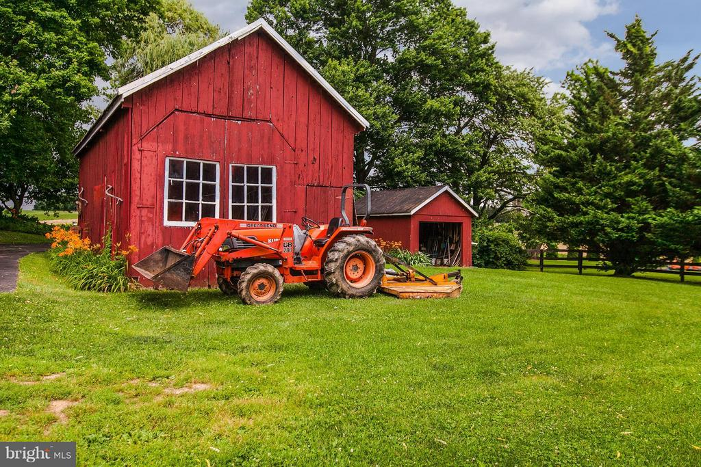 Wagon Shed is 35X16 - 11029 OLD ANNAPOLIS RD, FREDERICK