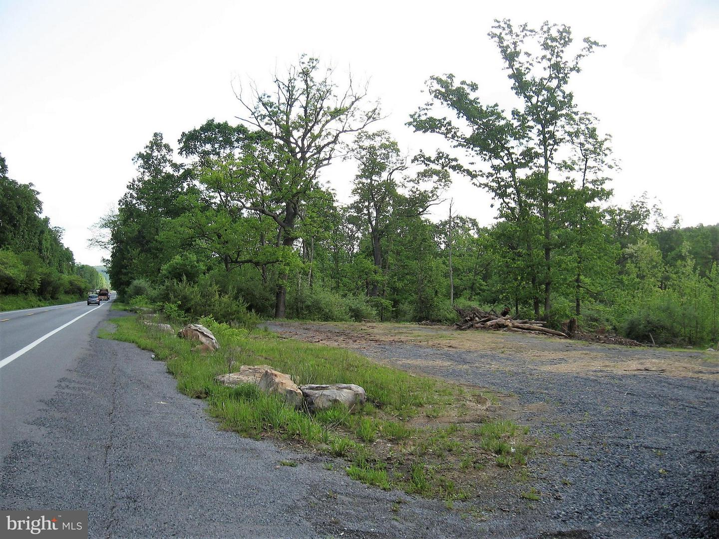 Land for Sale at 522 Hwy S Berkeley Springs, West Virginia 25411 United States