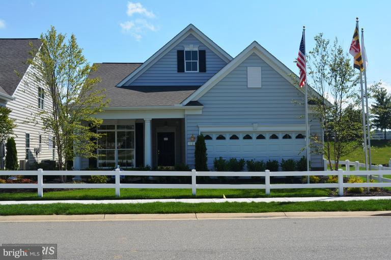 ADD YOU PERSONAL TOUCH TO THE EXTERIOR - 17345 OLD FREDERICK RD, MOUNT AIRY