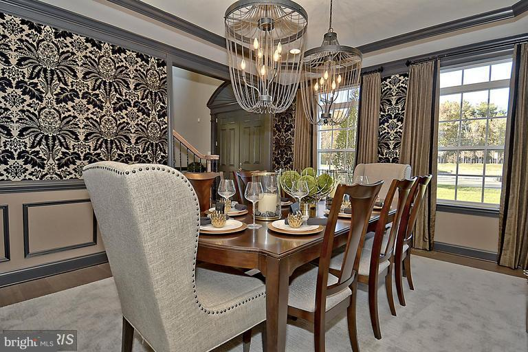 LARGE DINING AREA FOR FAMILY AND FRIENDS - 14270 BURNTWOODS RD, GLENWOOD