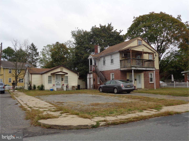 Quadraplex for Sale at 141 W JEFFERSON Street Paulsboro, New Jersey 08066 United States