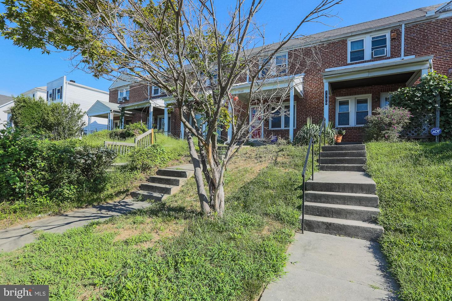 Photo of home for sale at 1128 Gorsuch Avenue, Baltimore MD