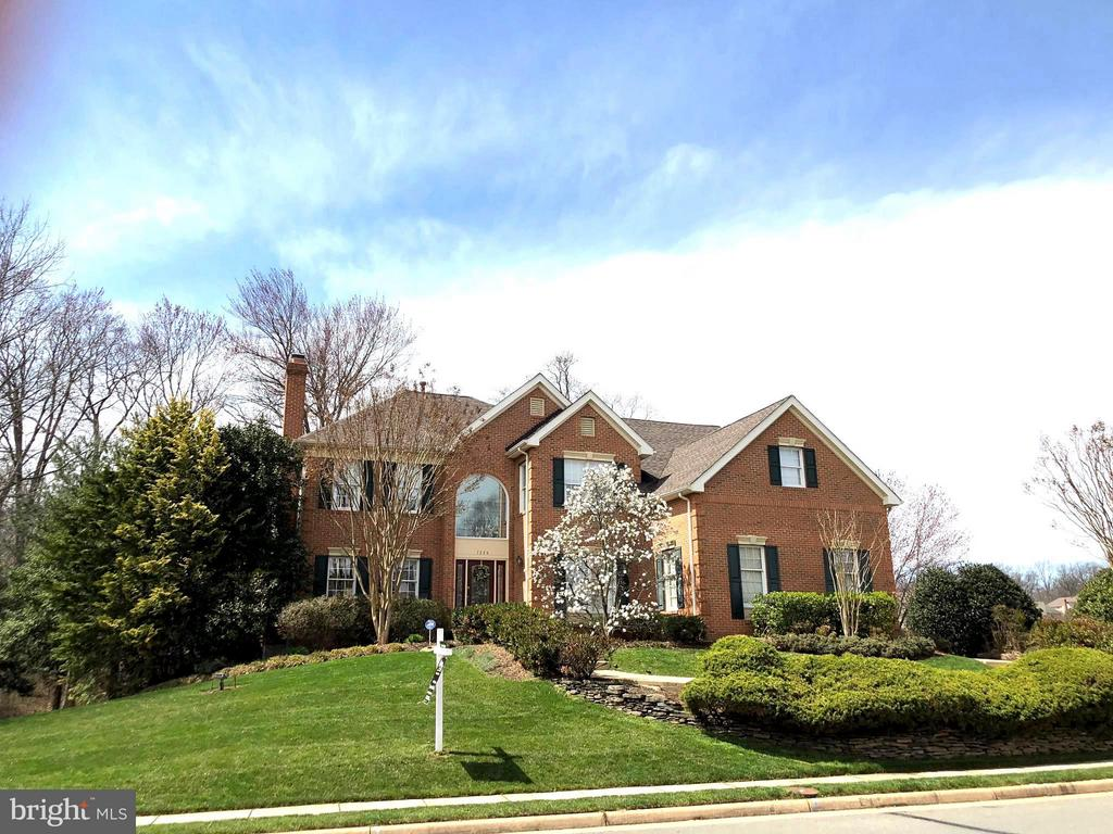 Exterior (Front) - 1320 ALDBURY WAY, RESTON
