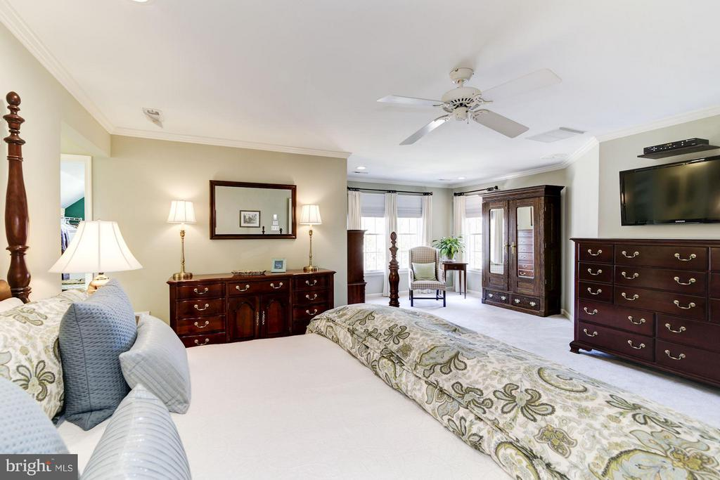 Bedroom (Master) - 1320 ALDBURY WAY, RESTON