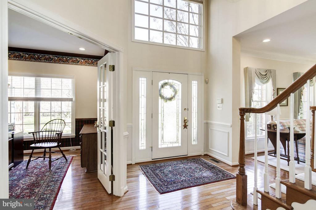 Foyer - 1320 ALDBURY WAY, RESTON