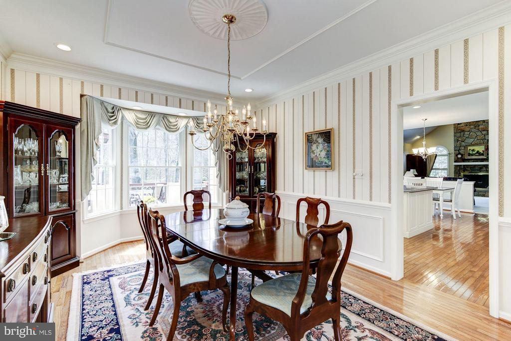 Dining Room - 1320 ALDBURY WAY, RESTON