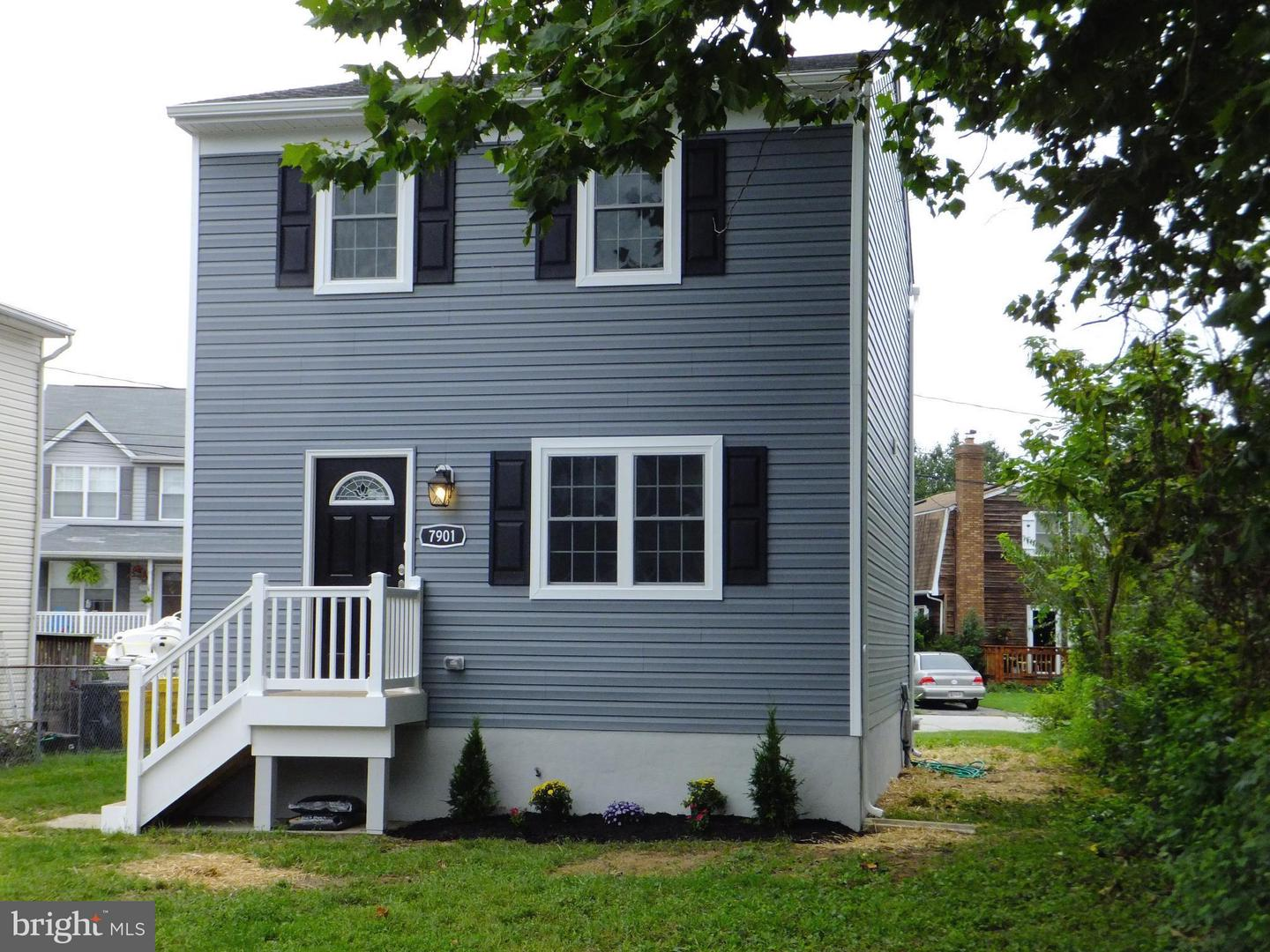 Single Family for Sale at 7901 West End Dr Orchard Beach, Maryland 21226 United States