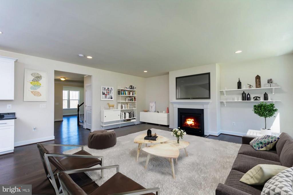 Living Room - 0 SOURWOOD CT, STAFFORD