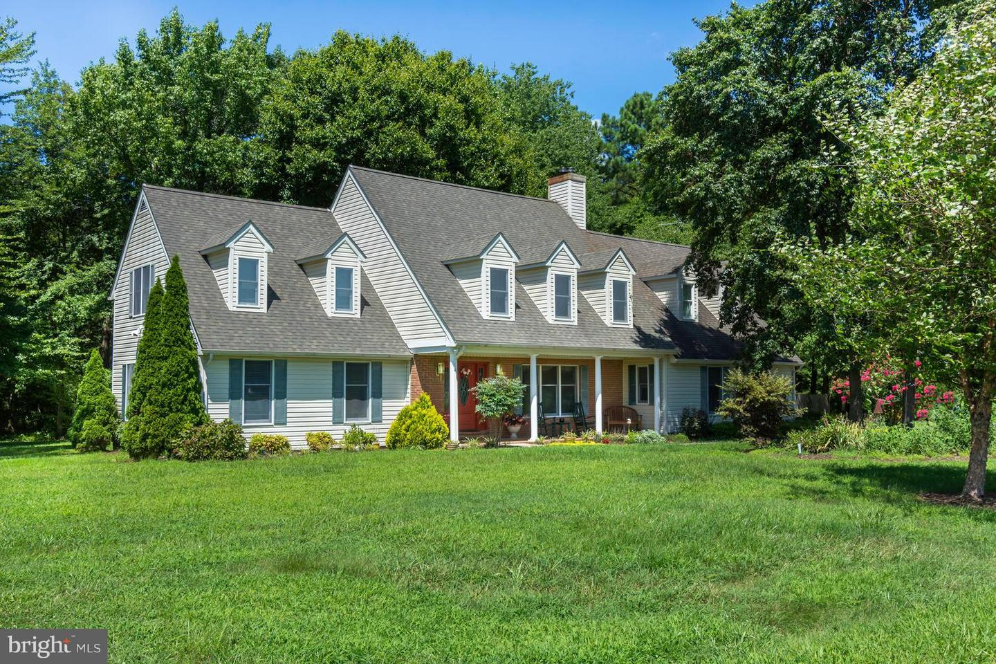Photo of home for sale at 6710 J Oren Road, Easton MD