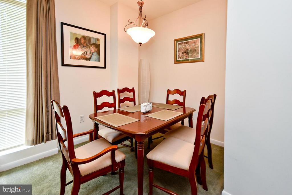 Dining Room - 350 G ST SW #N104, WASHINGTON