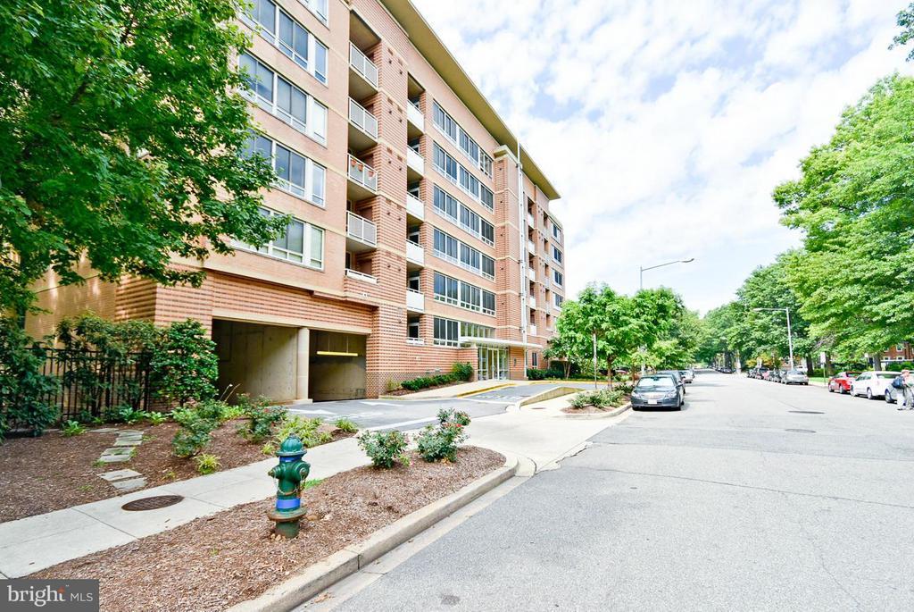 Exterior (General) - 350 G ST SW #N104, WASHINGTON