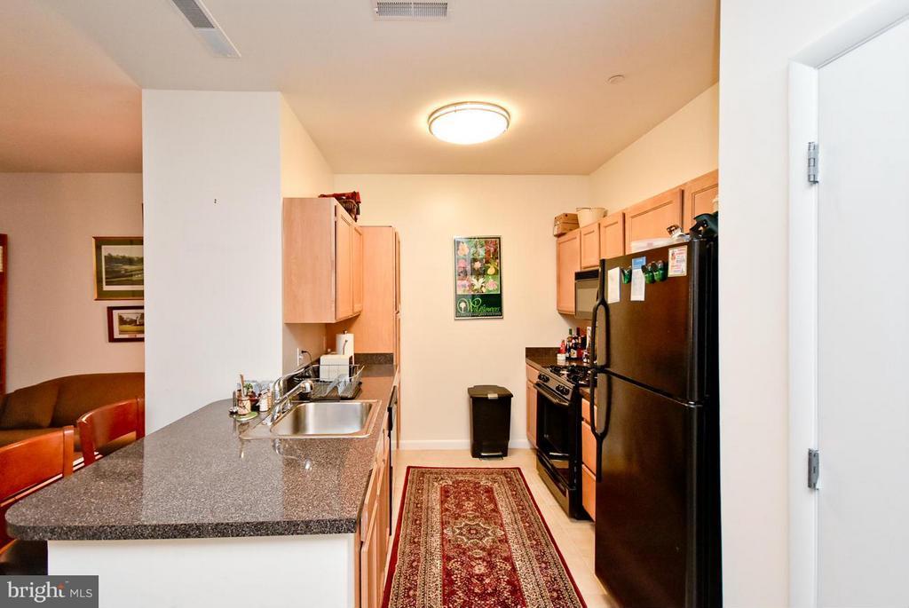 Kitchen - 350 G ST SW #N104, WASHINGTON